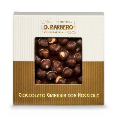 Gianduja Chocolate with...