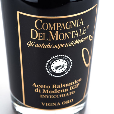 "Aged Balsamic Vinegar IGP ""Vigna Oro"" (250ml)"