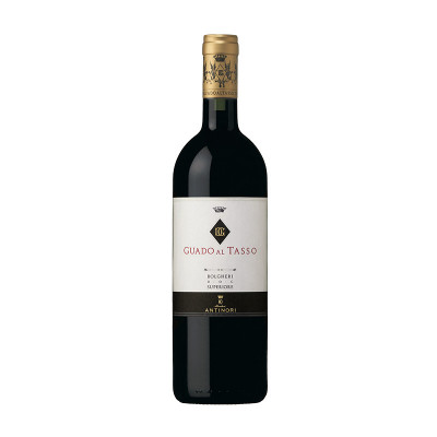 red wine-antinori-guado al tasso 2013-elegant wine-dinner wine-italian wine-smooth wine
