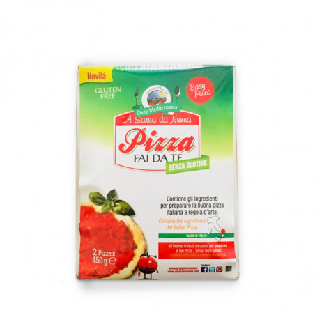 Gluten-free Pizza kit - Muraca