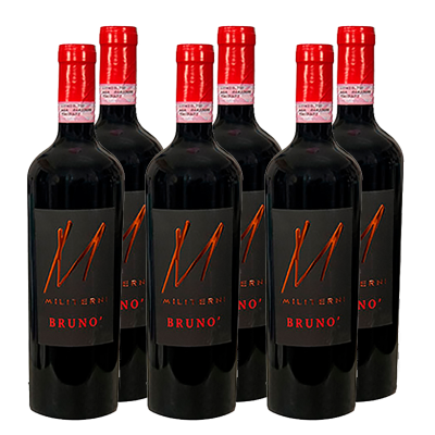 "Taurasi DOCG ""Brunó"" (750ml)"