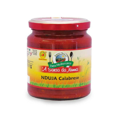 Spreadable 'Nduja (190g) - Muraca