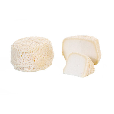 "Goat Aged Cheese ""Crottin""..."