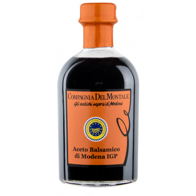 Vinegar of modena-balsamic vinegar of modena-balsamic vinegar-250ml-compagnia del montale-igp-pgi-vinegar IGP-vinegar PGI-aceto