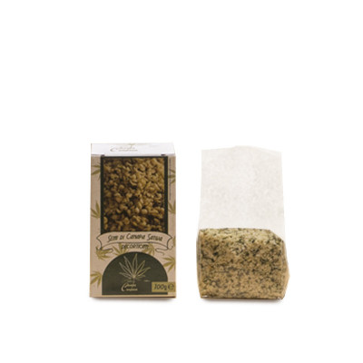 Hemp Seeds (100G) -Canapa...