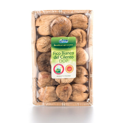 White dried Figs from Cilento DOP (250gr)