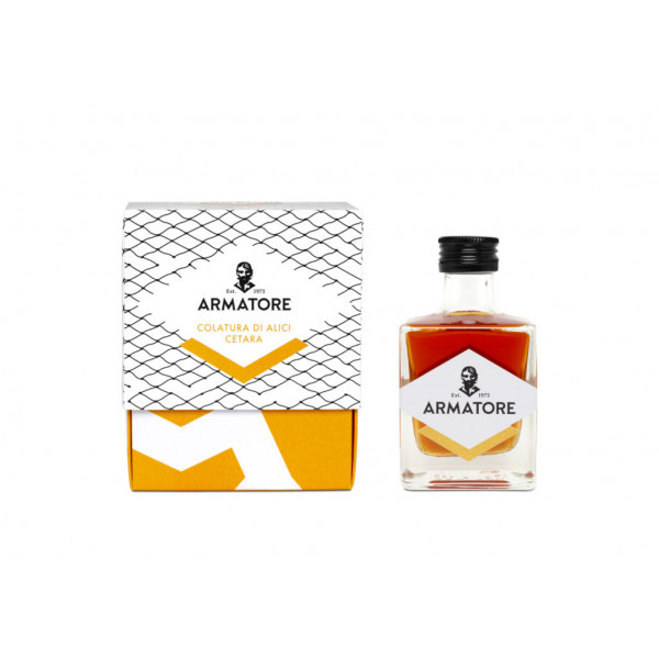 Alici-anchovy extract from cetara-armatore-anchovy extract-anchovies