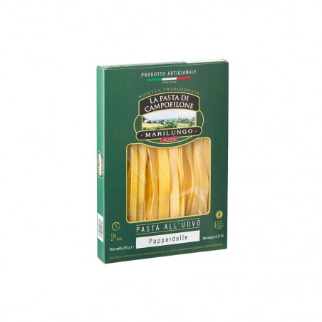 Pappardelle-250g-Pasta marilungo-pasta-cook-italy