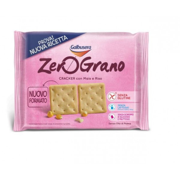 Gluten Free Crackers with Rice and Corn