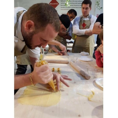 Filled pasta making course