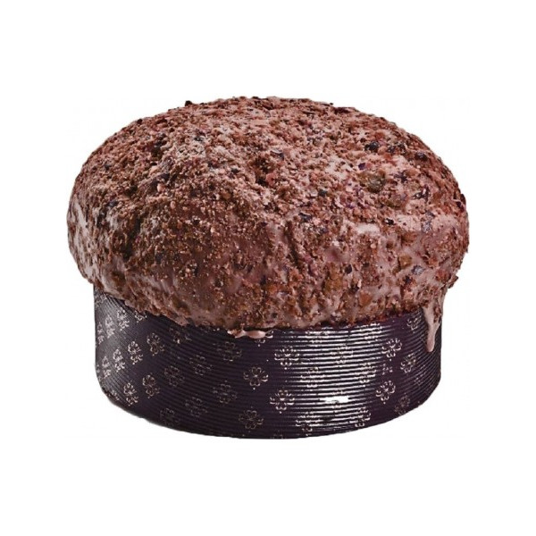 bacco-900g-cocoa panettone-panbacco-panettone with chocolate
