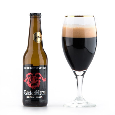 Dark Metal (33cl)