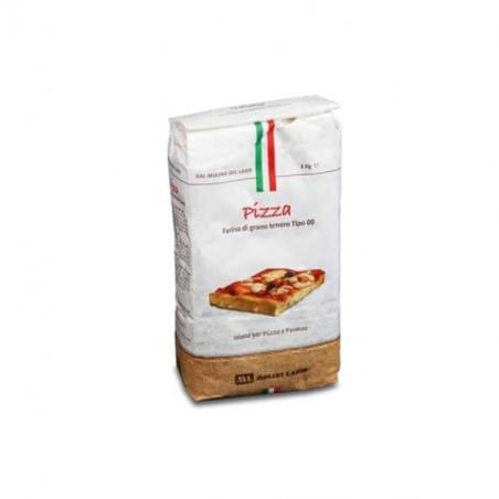 Soft Wheat Flour for Pizza...