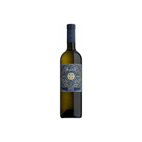 feudo arancio-grillo sicilia-2018-sicilian wine-good italian white wine-wine with pasta