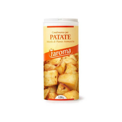 L'aroma-potato seasoning-sicily seasoning-120g-condimento per patate-seasoning
