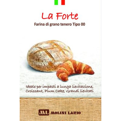 flour for pasta-soft wheat forte-1kg-molino lario-flour for bread-flour for foccacia