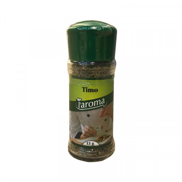 Dried thyme-l'aroma-thyme-condiments-seasoning