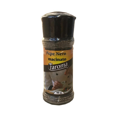 Ground Black Pepper (40g) -...