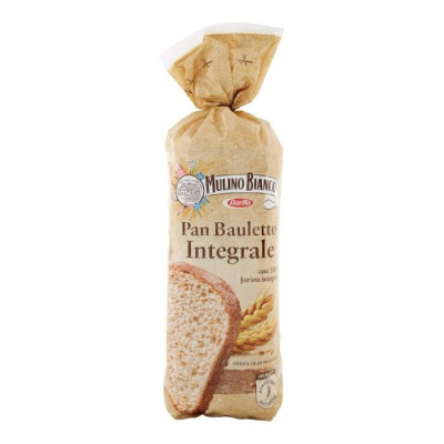 Pan Bauletto Whole Wheat...