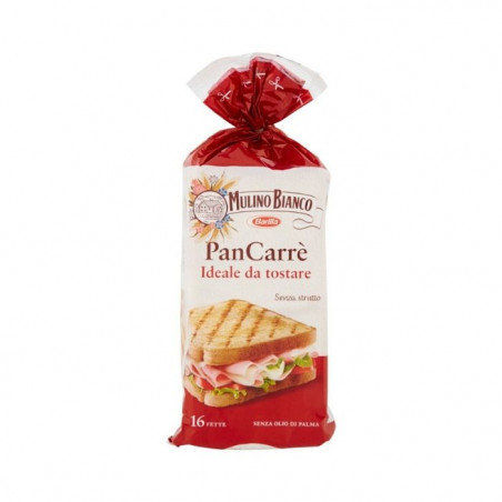 Pan Carré Bread Sliced...