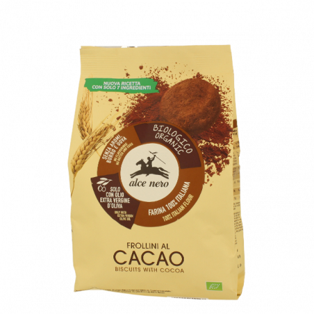 Organic Cocoa Biscuits...