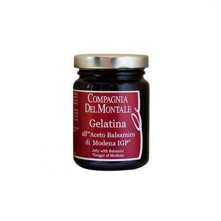 Balsamic Vinegar Jelly...