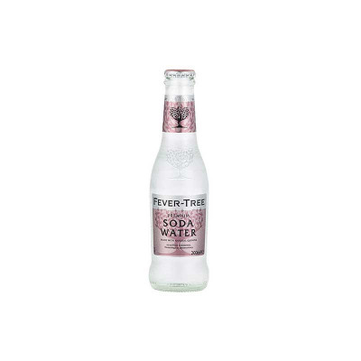 Lemonade-fever tree-premier soda water-200ml-italian lemonade