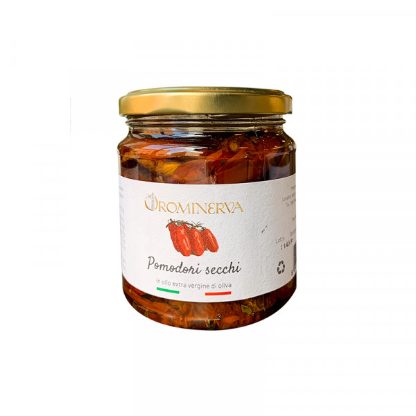 orominerva-sundried tomatoes-sundried tomatoes in olive oil-tomatoes-tomatoes in olive oil-270g