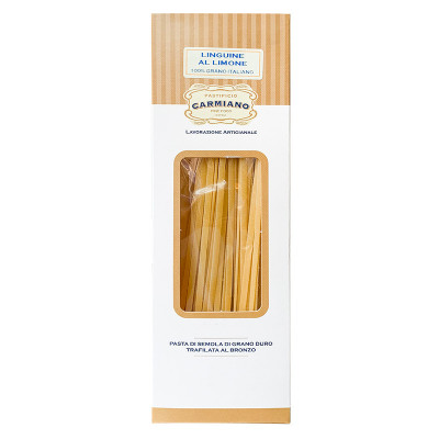 lemon linguine-500g-Pastificio carmiano-pasta-cook-italy