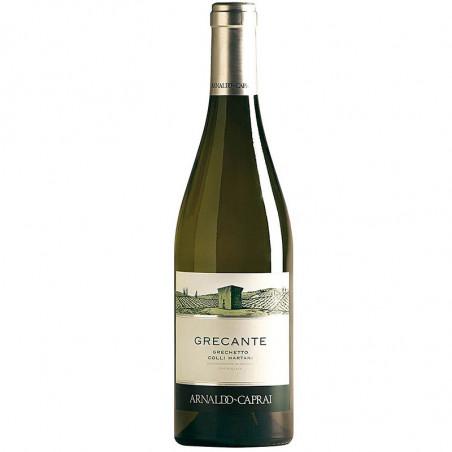 grechetto wine-grecante colli-2017-arnaldo caprai-umbria-exotic fruit wine-wine with poultry dishes