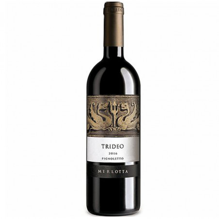merlotta-2016-trideo pignoletto-white wine-fruity wine-floral wine-grechetto wine