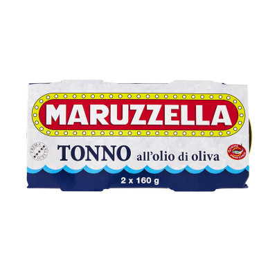 Maruzzella-tuna in olive oil-tuna in cans-2x100g-italian tuna-tuna in olive oil cans