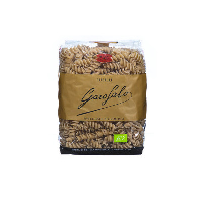 Organic Whole Wheat Fusilli...