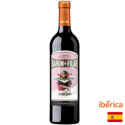 bodegas penafiel-baron de filar-spanish wine-2015-ribera del duero-wine with grilled meat-fruity red wine-elegant wine