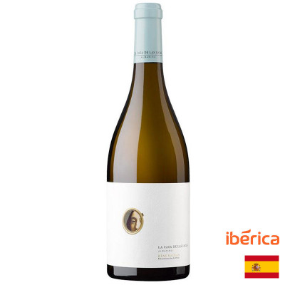 white wine-bodegas penafiel-casa de las locas wine-spanish wine-citric wine-wine for appetizer-wine for pasta
