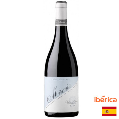 bodegas penafiel-2018-mirnoria roble-spanish wine-powerful wine-rounded wine