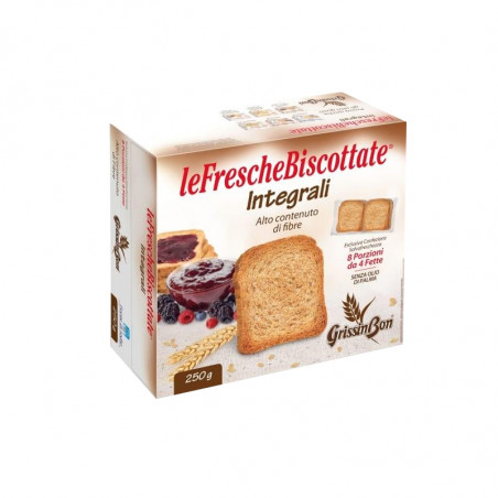 Wholewheat Rusks (250G) -...