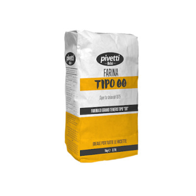 flour-pivetti-tipo 00-flour tipo 00- all purpose 00 flour- flour for all-1kg