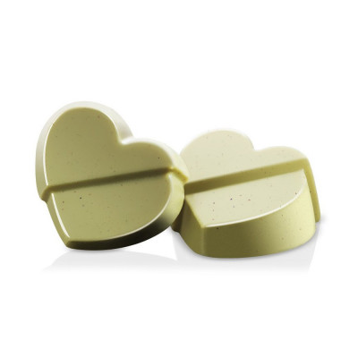 heart shaped chocolate-pistachio chocolate-bacco-55g-heart shaped pistachio chocolates