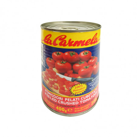 Tinned Chopped Tomatoes...