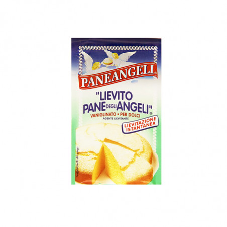 Sweet-cake-yeast-lievito-paneangeli-vanilla yeast-baking powder with vanillina