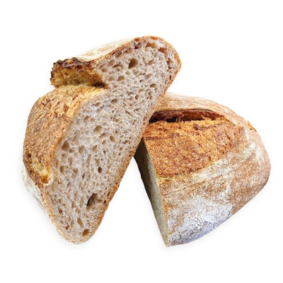 Pane-bread-800g-fresh bread-loaf-brunch-bakery-handmade bread-white bread