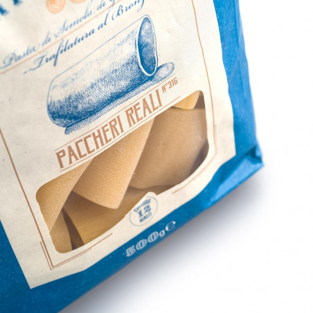 Paccheri Reali Extra Lusso  (500g)