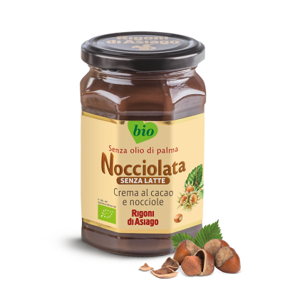 hazelnut spread-nocciolata cream