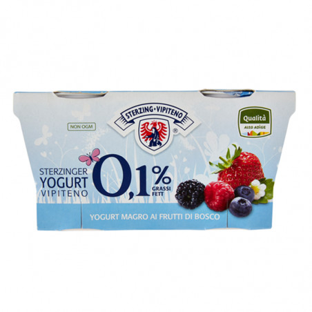 Mixed Berries Yoghurt, 0.1%...
