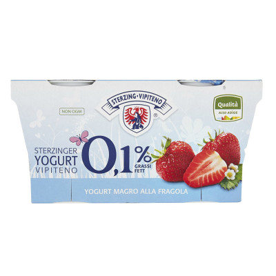 Strawberry Yoghurt, 0.1%...