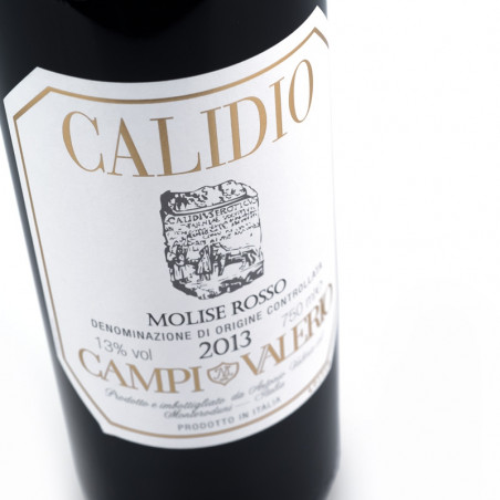 "Rosso del Molise DOC ""Calidio"" 2013 (750ml)"