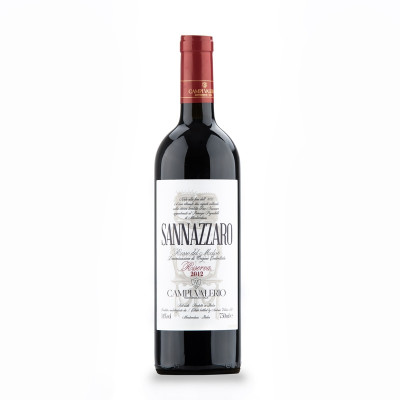 "Molise Rosso DOC ""Sannazzaro"" Riserva 2012 (750ml)-molise wine-montepulciano grape wine- wine for dinner"