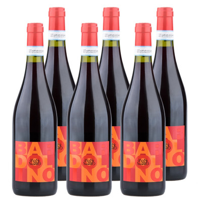 CASE of Bardolino DOC 2015 - Le Vigne San Pietro (750ml)